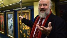 Народный художник России Сергея Андрияка. Фото: архив