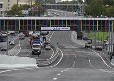 Сегодня откроют новую эстакаду на Щелковском шоссе