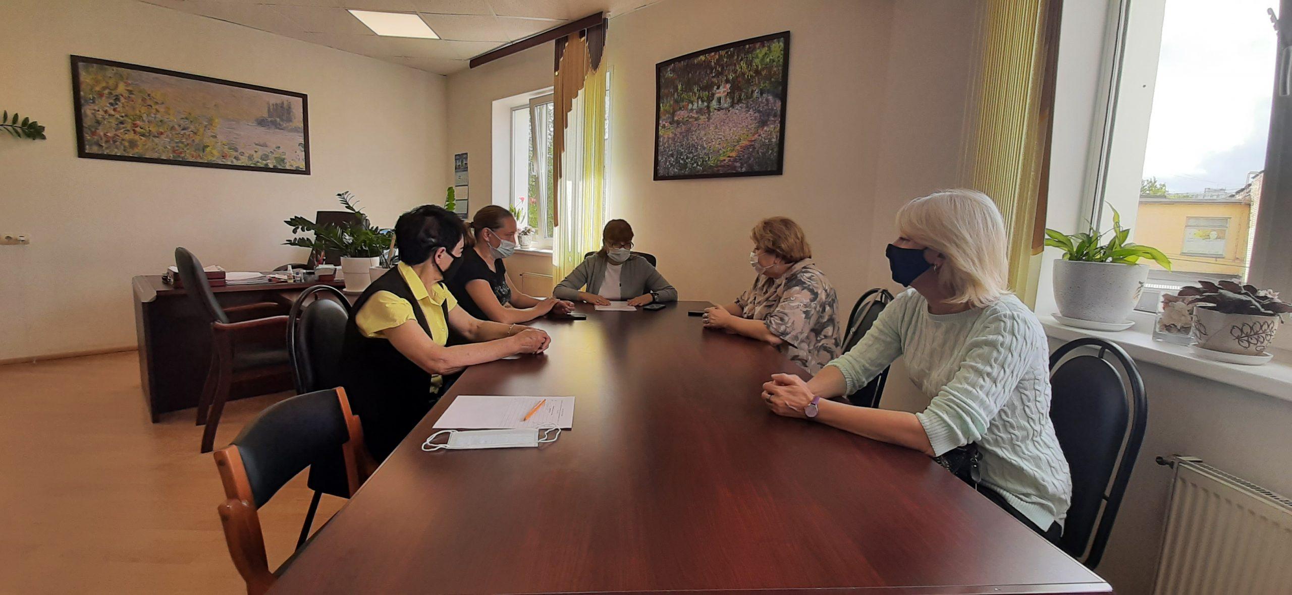 Круглый стол с общественными советниками