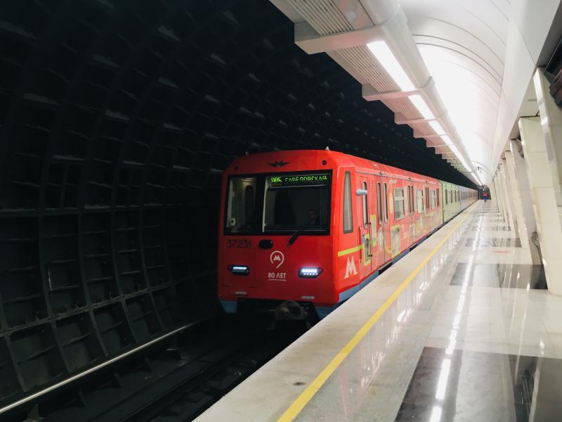 Более 2/3 москвичей ежедневно пользуются общественным транспортом. Фото: архив
