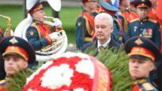 Собянин поздравил ветеранов и жителей столицы с Днем Победы. Фото: архив