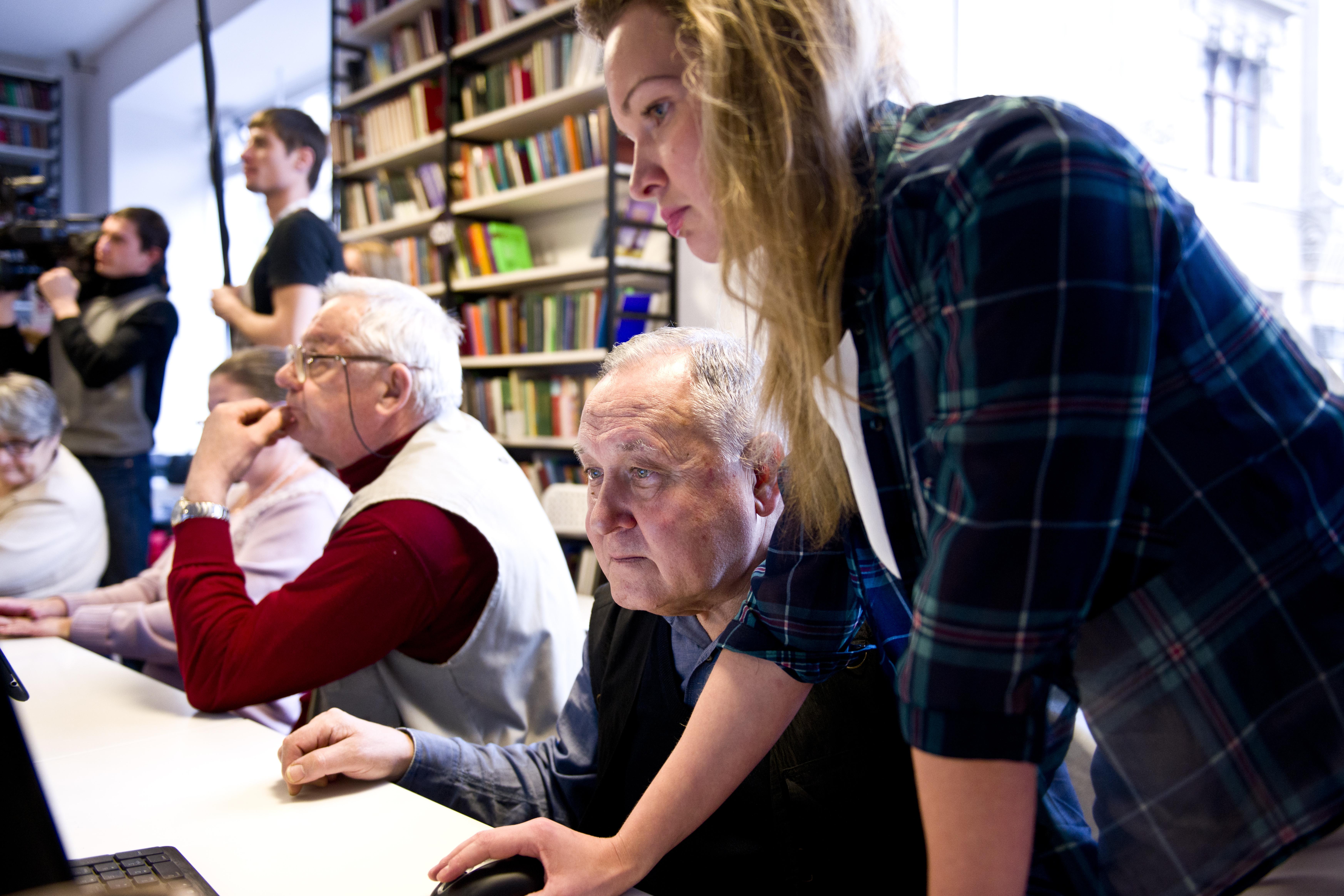 Столичные пансионаты для пенсионеров и ветеранов оборудуют Wi-Fi. Фото: архив