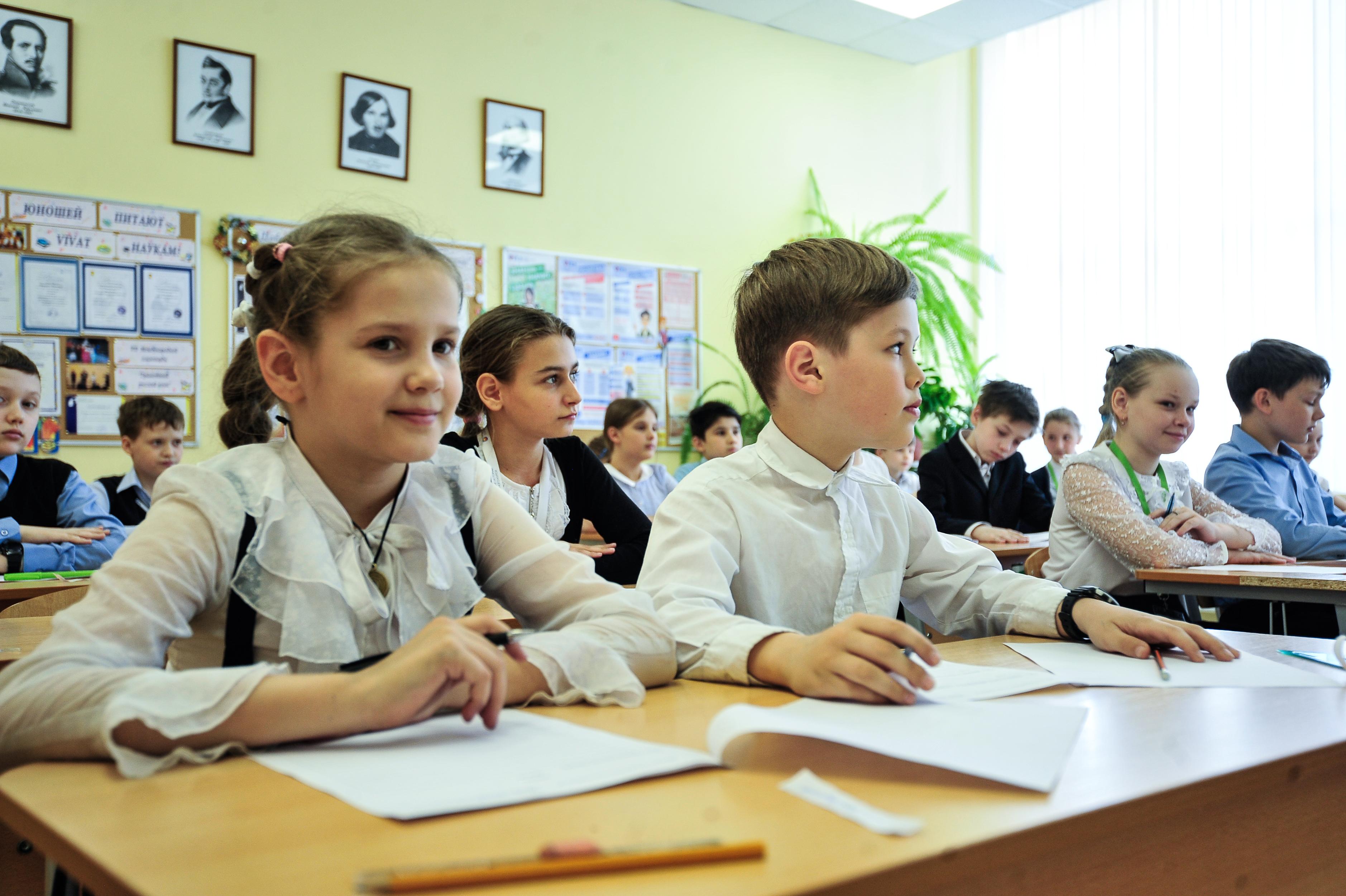 Московские школы готовы к началу учебного года