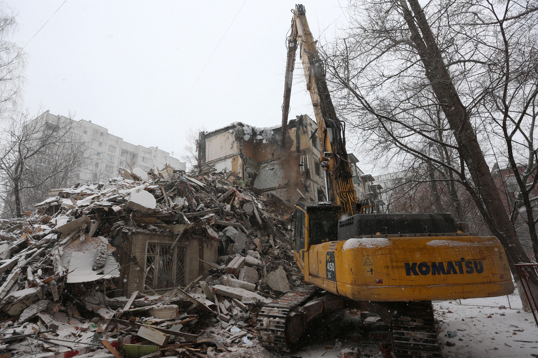 Во всех районах столицы открылись информцентры по программе реновации