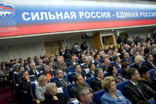 Кампания ЕР в Москве построена на разрешении реальных проблем москвичей