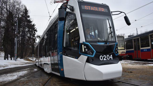 Трамвайные пути проложат на площади Тверская Застава