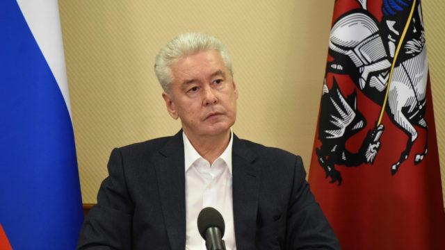 Собянин: В Москве завершено строительство уникального винчестерного тоннеля