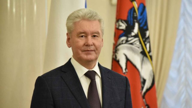 18 февраля 2015 Мэр Москвы Сергей Собянин вручил государственные награды и награды города Москвы.