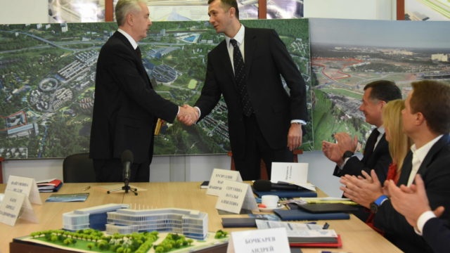 Собянин: В Москве будет создан Международный медицинский кластер