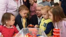 В Москве 85% школ и садов, построенных за счет инвесторов, передаются в собственность города