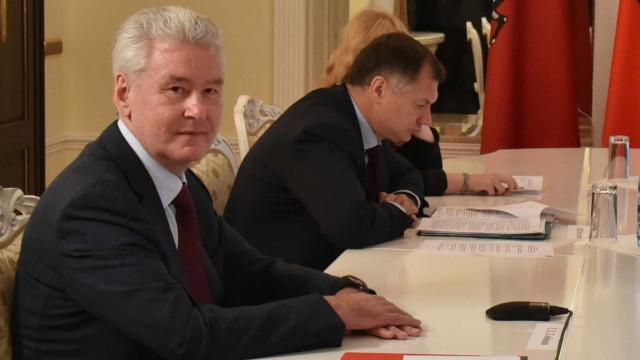 28 Сентября 2015Мэр Москвы Сергей Собянин посетил КДЦ при Посольстве Белоруссии в Москве