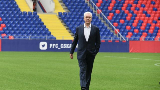 Новый стадион ЦСКА готов к проведению матчей на самом высоком уровне