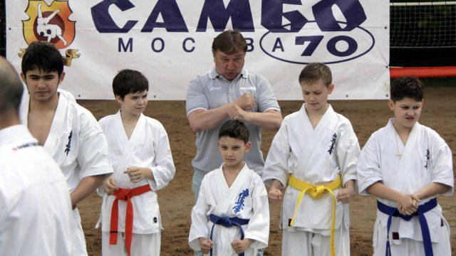 Самбо получило временное признание МОК. Фото: архив