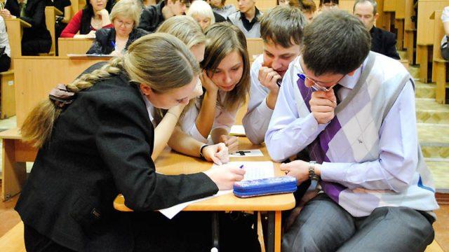 Московские школьники одновременно с аттестатом могут получить свидетельство о квалификации по профессии