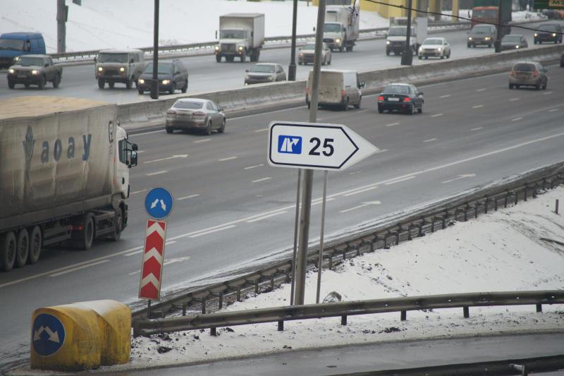 Дептранс: Новые правила для грузовиков не повлияют на поставки продуктов. Фото: архив