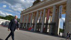 обянин: В «Николин день» москвичи запустили 3300 бумажных корабликов. Фото: на фото мэр Москвы Сергей Собянин