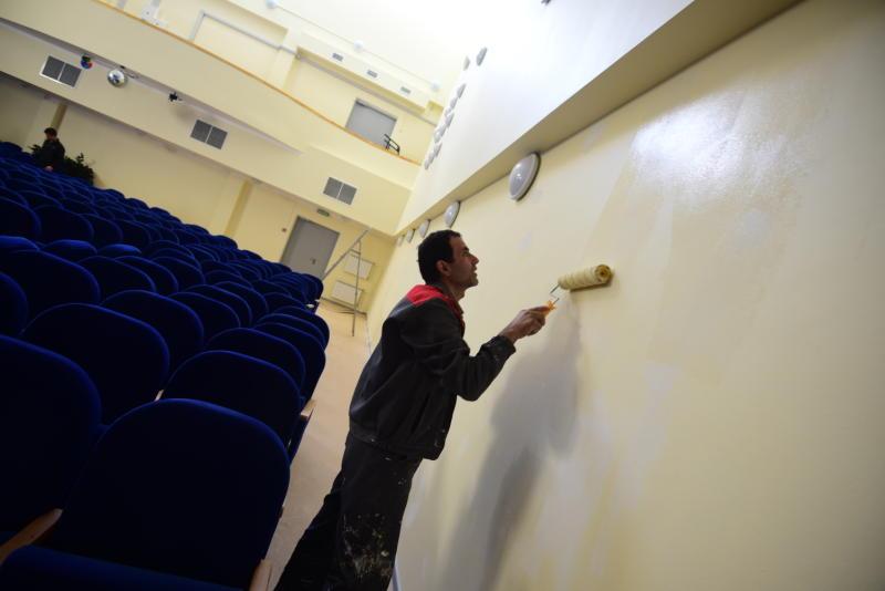 По просьбам жителей в ходе реновации в Солнцеве построят спорткомплекс. Фото: архив