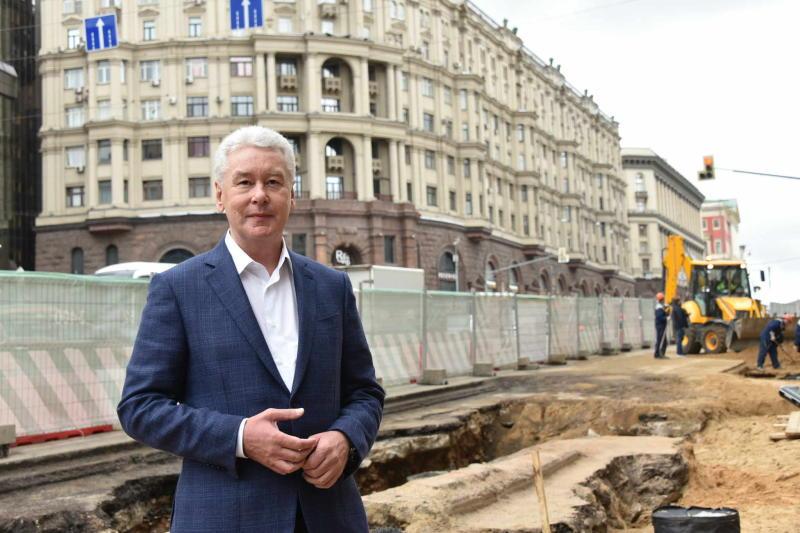 В столице России всамом начале года отреставрировано 90 объектов культурного наследства — Собянин