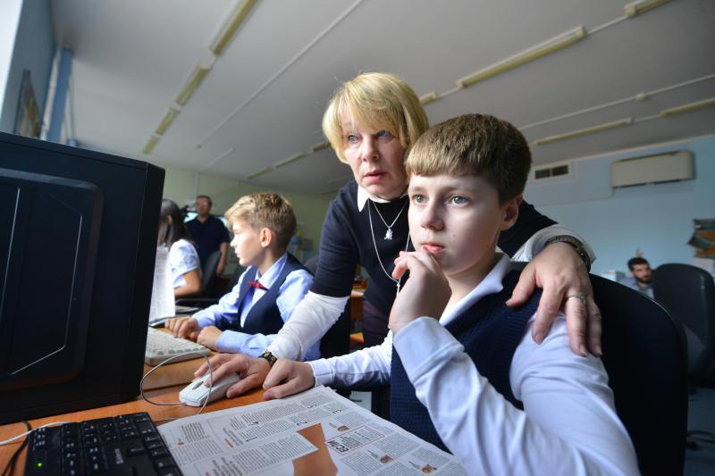 Москва вошла в тройку мировых лидеров по качеству школьного образования. Фото: архив