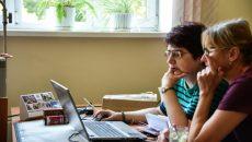 Более 900 тыс москвичей проверяли оценки детей в МЭШ в сентябре. Фото: архив