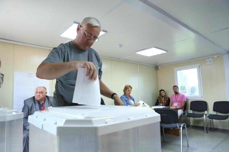 Оппозиция идет на выборы в Мосгордуму с рейтингом в 6%. Фото: архив