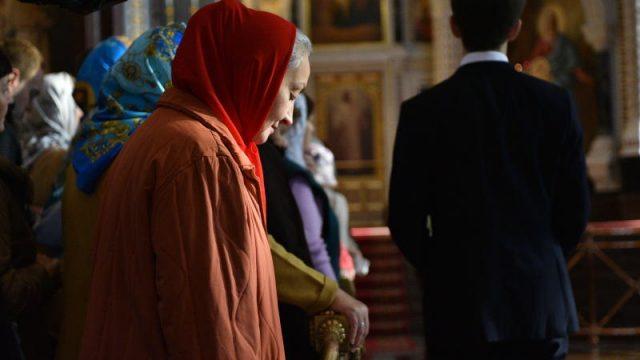 Мощи святых Петра и Февронии привезут в храм Христа Спасителя 14 июля. Фото: архив