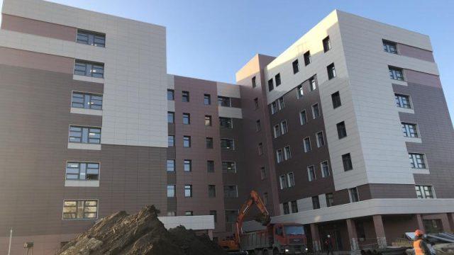 Детсад и школу построят в Тимирязевском районе в ходе реновации. Фото: архив