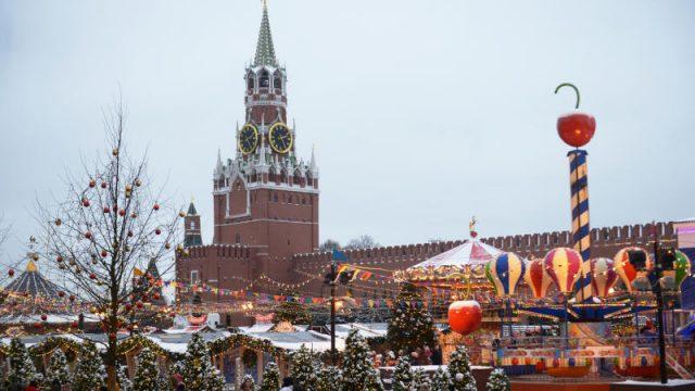 Москва вошла в ТОП-10 наиболее привлекательных для туристов столиц. Фото: архив