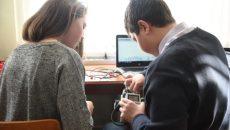 Москвичи победили на Всероссийской школьной робототехнической олимпиаде. Фото: архив