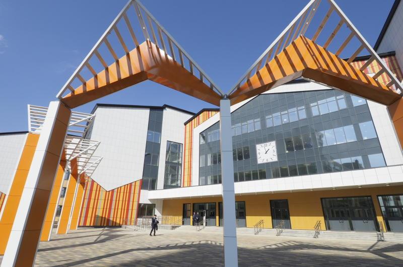 В Москве 1 сентября откроются 12 новых школ и детских садов. Фото: архив