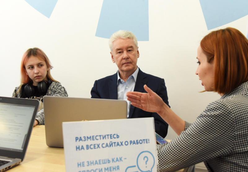 Собянин рассказал о программе повышения доходов малоимущих семей с детьми. Фото: мэр Москвы Сергей Собянин