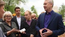 Собянин рассказал как изменится Капотня после благоустройства. Фото: на фото мэр Москвы Сергей Собянин
