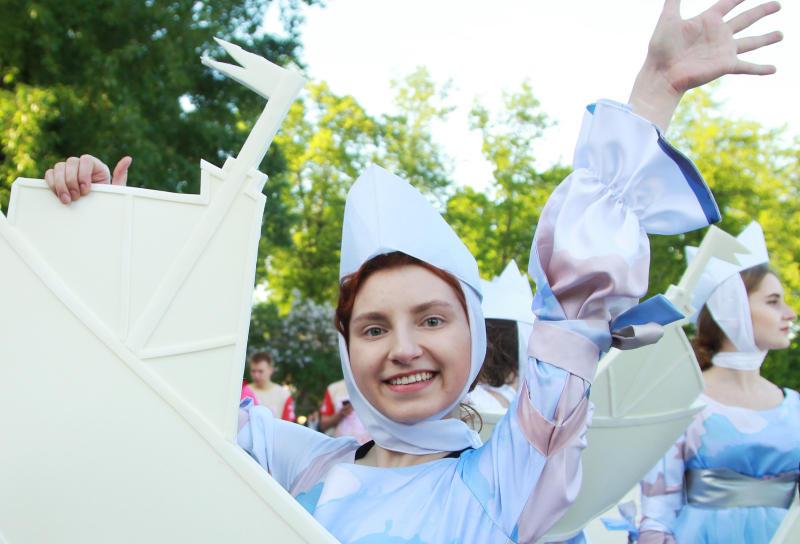 Ежегодный фестиваль «Цветочный джем» стартует в столице 20 июня. Фото: архив