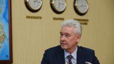 Собянин назвал принятый бюджет Москвы до 2022 года бюджетом развития. Фото: архив