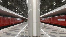 Ввод Некрасовской ветки метро разгрузил станцию «Выхино» почти на четверть. Фото: архив