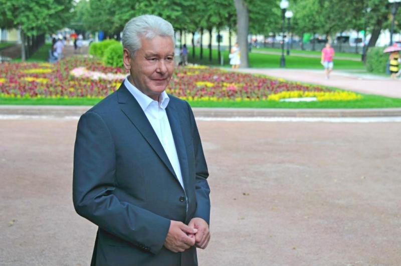 Собянин рассказал о благоустройстве улицы Ильинка. Фото: архив