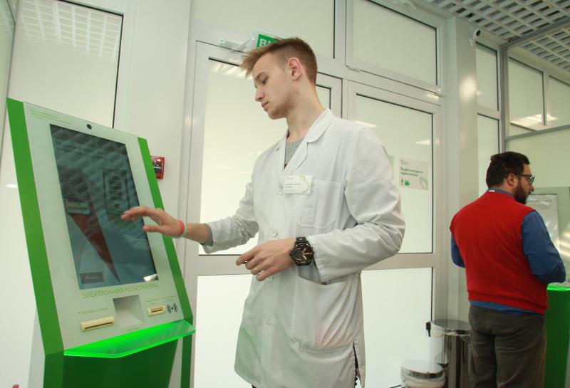 Москвичи выбрали первые 50 поликлиник для капремонта в 2020 году. Фото: архив