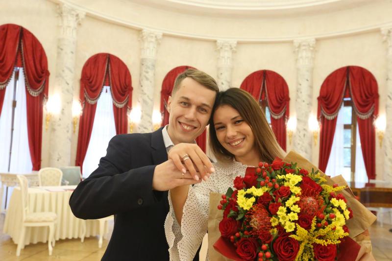 Свыше 470 пар зарегистрирую брак в ЗАГСах столицы 31 декабря. Фото: архив