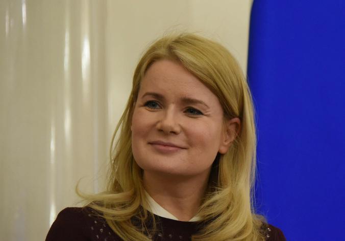 На фото заместитель мэра Москвы в правительстве Москвы Наталья Сергунина