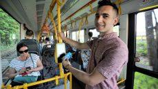 В Москве с 1 сентября аспиранты получат льготы на проезд в общественном транспорте. Фото: архив